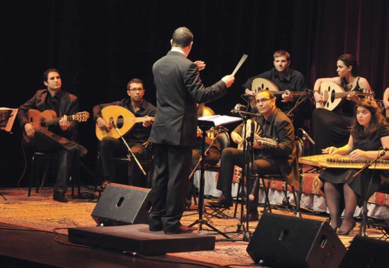 Cours de oud orchestre